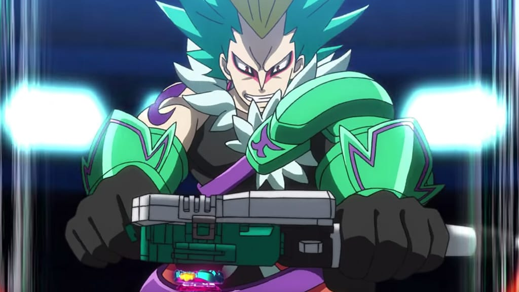 Meet The Bladers Kurt Baratier Beyblade Burst Usa
